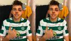 Fratture multiple facciali: calciatore del Celtic costretto a un intervento chirurgico al volto