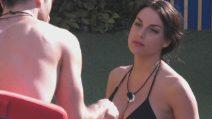"Francesca De Andrè: ""Mila Suarez parla solo di Alex Belli"""