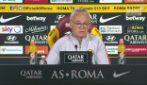 """Roma, Claudio Ranieri: """"Futuro? Dipende dalla Champions"""""""