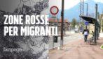 """Zone rosse per migranti a Calolziocorte, paese diviso: """"Sbagliato"""". """"Sì, la gente ha paura"""""""