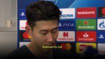 """Tottenham, Son: """"Io squalificato in semifinale? Non lo sapevo..."""""""