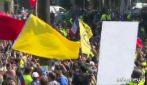 Francia, a Parigi gilet gialli di nuovo in piazza: è l'atto 23