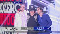Amici - Renato Zero con Alvis e Alberto: La prova proibitiva