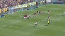 Serie A, 33a: Parma-Milan 1-1, gli highlights e i gol