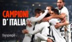 I record della Juventus Campione d'Italia 2018/19