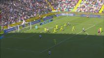 Serie A, Udinese-Sassuolo 1-1: highlights e gol
