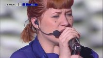 Amici 2019, Tish canta 'Set fire to the rain'