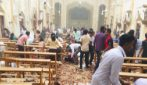 Sri Lanka, esplosioni in hotel e chiese: oltre 40 vittime