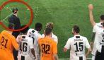 Scudetto Juve, i giocatori bianconeri si prendono gioco di Allegri