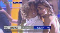 """Umberto balla ad Amici, Celentano: """"Troppo grande per poter migliorare"""""""