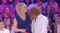 Le lacrime di Umberto di fronte ai giudizi di Alessandra Celentano