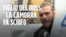 """Napoli, in piazza contro la camorra anche il figlio del boss: """"Voi camorristi ci fate schifo!"""""""