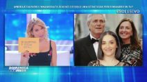 """Domenica Live, Barbara D'Urso: """"Il fratello di Serena Rutelli vuole conoscerla"""""""