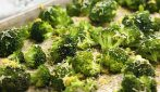 Roasted Broccoli: turns broccoli haters into broccoli lovers