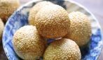 Sesame Balls: an healthy meal full of taste