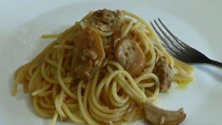 Spaghetti alla carrettiera: un condimento saporito che li renderà unici