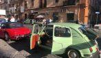 L'Amica Geniale 2, video 'rubato' durante le riprese della serie tv a Napoli