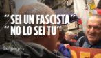 """25 Aprile, M5S contestati al corteo di Milano: """"Perché dite fascisti? Perché governate con Salvini"""""""