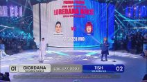 Amici 2019, Giordana e Tish si sfidano cantando 'Ragazzo mio'