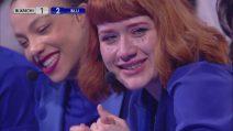 Amici 2019, Tish in lacrime riabbraccia la sua mamma