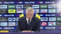 """Napoli, Ancelotti: """"Contestazione uno stimolo a far meglio"""""""