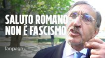 """Commemorazione per Sergio Ramelli, La Russa: """"Il saluto romano non è apologia di fascismo"""""""