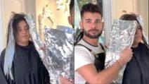 Vuole rivoluzionare il suo look: l'hair stylist compie una vera trasformazione