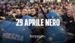 Milano, scontri tra estrema destra e polizia per Ramelli: caricato il corteo non autorizzato