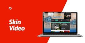 Skin video Desktop per Gruppo Grimaldi
