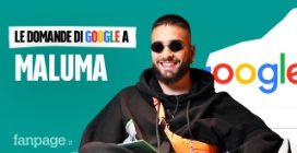 Maluma, HP, Corazon, capelli, età, Ricky Martin: il cantante risponde alle domande di Google