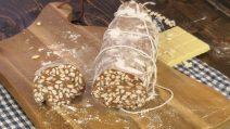 Salame al cioccolato e cereali: troppo buono per non prepararlo!