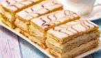 Millefoglie con crema e cioccolato: il dolce goloso e facile da fare a casa!