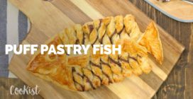 Puff pastry chocolate fish: a super fun and tasty idea!