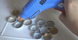 Come riutilizzare i tappi delle bottiglie: l'idea davvero creativa