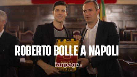 """L'etoile Roberto Bolle a Napoli: """"A settembre torno al San Carlo"""""""