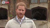 """Nato il Royal Baby, Harry: """"Ho assistito al parto di Meghan Markle"""""""