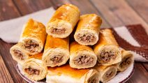 Filo rolls: these mouthwatering morsels are amazing!
