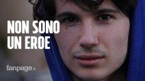 Roma, Riccardo salva gli anziani vicini dalle fiamme: 'Non mi sento un eroe, ho fatto il mio dovere'