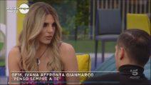 GF 16, il confronto tra Gianmarco Onestini e Ivana Icardi nella casa
