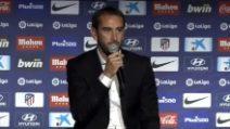 Calciomercato: Godin, addio all'Atletico tra le lacrime. Lo attende L'Inter