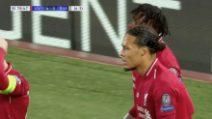 Origi segna il 4-0 al Barcellona: Liverpool in finale di Champions