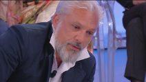 """Rocco Fredella in lacrime: """"Sto male, lascio 'Uomini e Donne'"""""""