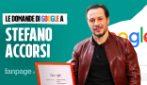 Stefano Accorsi, film, moglie, Maxibon, Ultimo bacio: l'attore risponde alle domande di Google