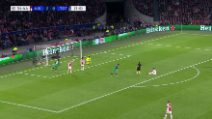 Champions, Ajax-Tottenham 2-3: gol e highlights