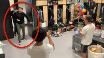 Barzagli entra negli spogliatoi ed è all'oscuro di tutto: la scena in casa Juve