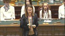 """La studentessa alla Camera: """"Valori democratici messi in discussione da chi governa"""""""