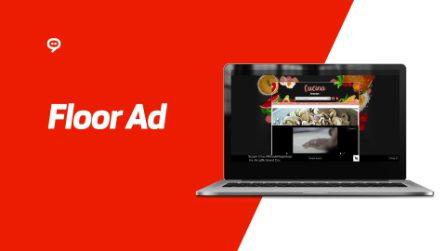 Floor Ad Desktop per Nespresso