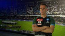 """Napoli, Milik: """"Che peccato non aver eliminato il Liverpool"""""""