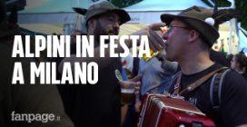 Invasione Alpini a Milano: oltre 500mila fanno festa in città per l'adunata del centenario