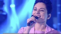 "Amici 2019, Giordana canta ""Dedicato"" di Loredana Bertè"